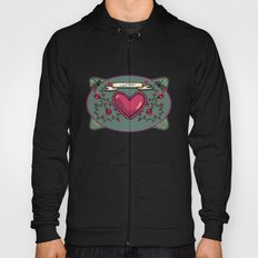 love  and heart Hoody