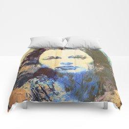 Divas - Hedy Lamarr Comforters