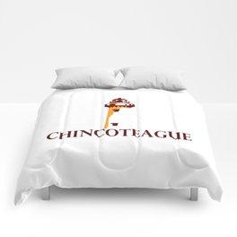 Chincoteague Island - Virgina. Comforters
