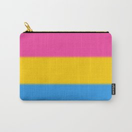Pansexual Pride Flag Carry-All Pouch