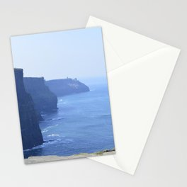 Cliffs of Moher in Ireland Stationery Cards