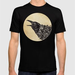 CROW-ded T-shirt