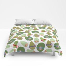 Ninja Avocados Comforters