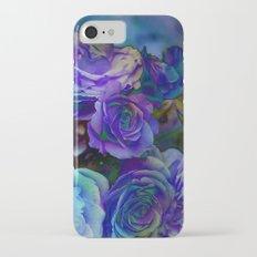 Midnight Rose iPhone 7 Slim Case