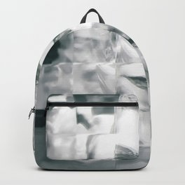 Young woman Backpack