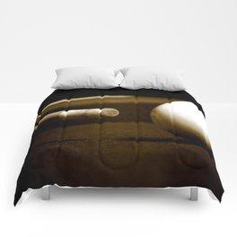 Pool Table-Sepia Comforters