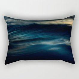 The Uniqueness of Waves IV Rectangular Pillow