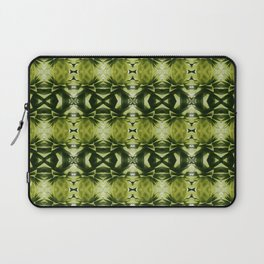 green, green, green Laptop Sleeve