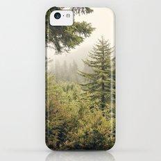 Into the Mist iPhone 5c Slim Case