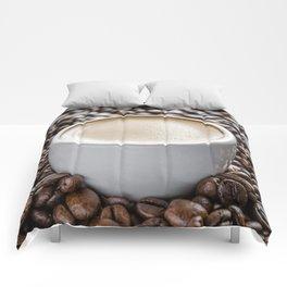 Espresso Comforters