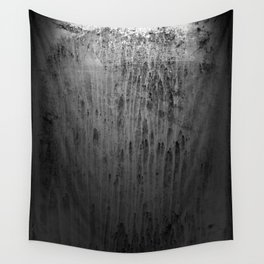 Old window at night Wall Tapestry