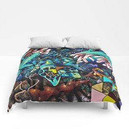 Enlightened Drifter Comforters