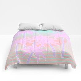 Hello Miami Sunrise Comforters
