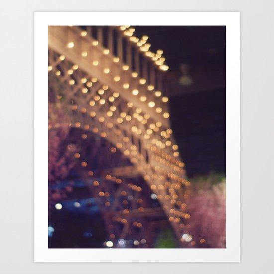 Paris (Delusion) Art Print