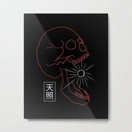 Amaterasu Metal Print