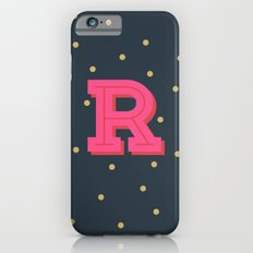 R is for Rad Slim Case iPhone 6s
