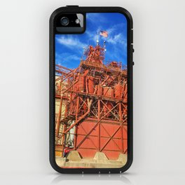 Gilbert's Feed Co. – Oakdale, California, USA iPhone Case