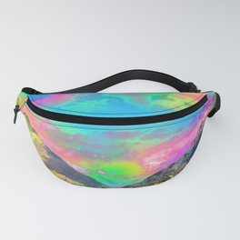 Truly High Mountains Fanny Pack