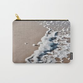 Foam on the beach on the Sunshine Coast Carry-All Pouch