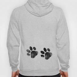 Cat's footprints Hoody