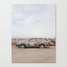 Car Art Canvas Print