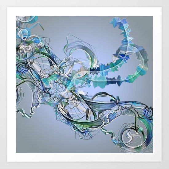 Thaleia Art Print