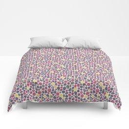 Colorful Stones Comforters