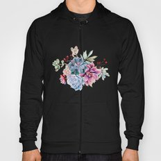 Succulents - For the Memory of a Never-ending Love Hoody