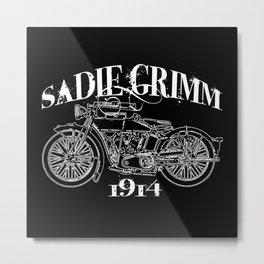Sadie Grimm Metal Print