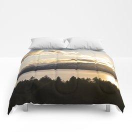 Top Floor Lake Tahoe Comforters