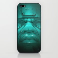 Olmeca III. iPhone & iPod Skin