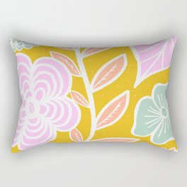spring florals Rectangular Pillow