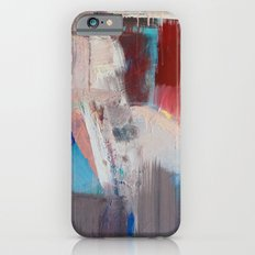 Abstract in Rust iPhone 6 Slim Case