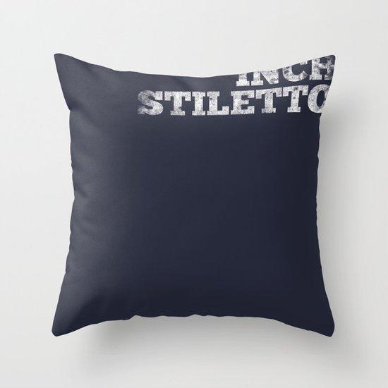 Tee Throw Pillow