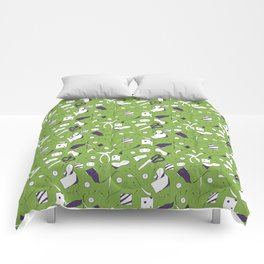 Sewing Comforters