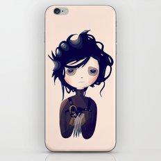 Edward iPhone & iPod Skin