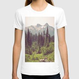 Faraway - Wilderness Nature Photography T-shirt