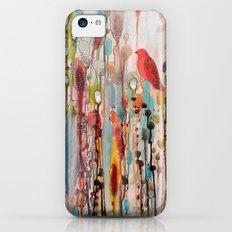 la vie comme un passage Slim Case iPhone 5c