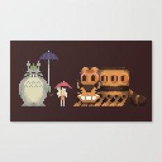 My Neighbor Totoro Canvas Print