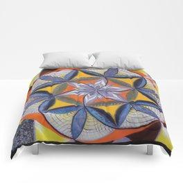 El Centro del Mandala eres tú - The Centre of the Mandala is You Comforters