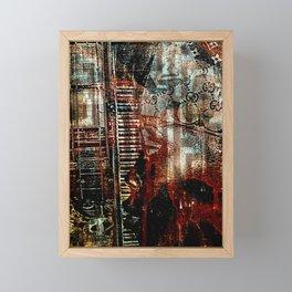 West 23rd and Saint Felix Framed Mini Art Print