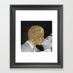Gold Digging Framed Art Print