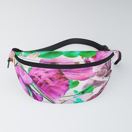... The one where he buys you Flowers <3 ... Fanny Pack