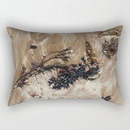 Sandy Toe Love Rectangular Pillow