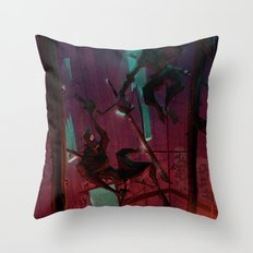 I HAVE A THING FOR NINJAS Throw Pillow
