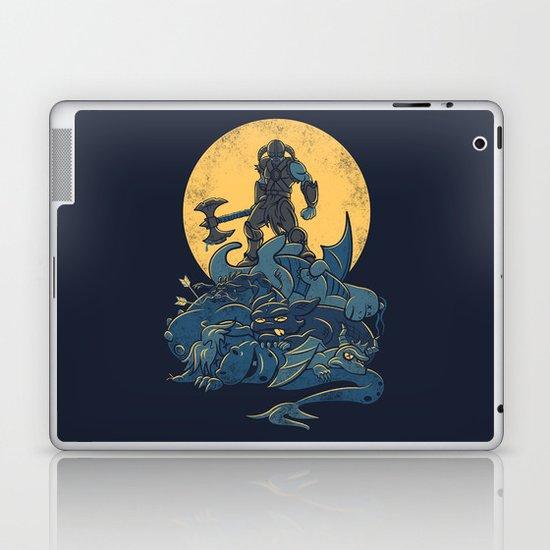 The Dragon Slayer Laptop & iPad Skin