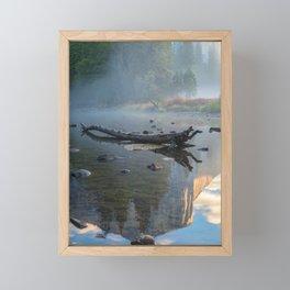 El Capitan Reflections Framed Mini Art Print