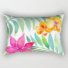 Tropical Paradise Rectangular Pillow