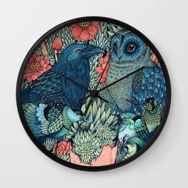 Cosmic Egg Wall Clock