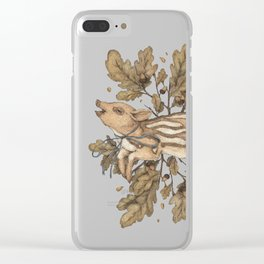 Almost Wild, Foundling Clear iPhone Case